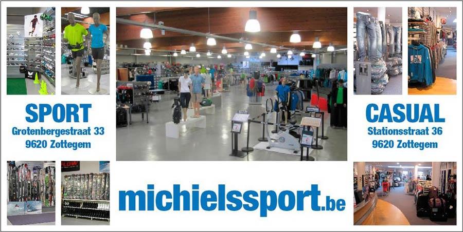 Michiels Sport banner